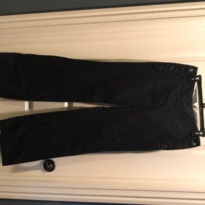 Loft navy blue pants
